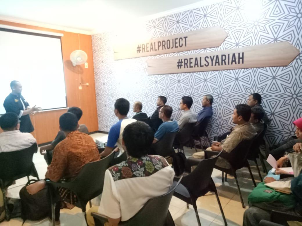 project rumah syariah
