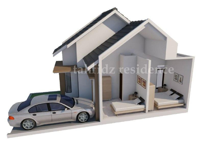 desain rumah sidoarjo