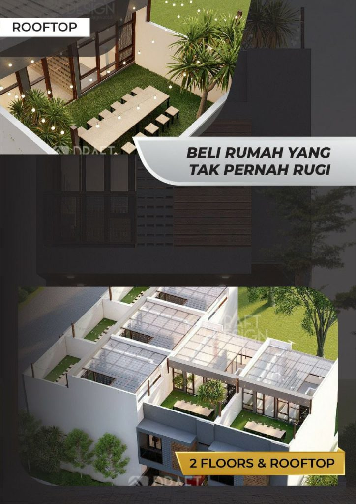 Rumah di Surabaya